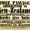 1840 Emigration to New Zealand