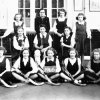 girls hockey 1946