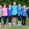 Hares - 2015 June and Claire with some beginners