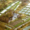 Berkshire Trout Farm Aerial View 2015